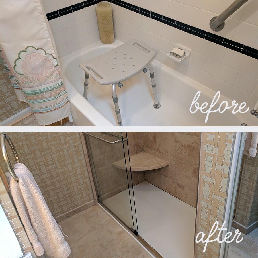 bathroom remodel gallery